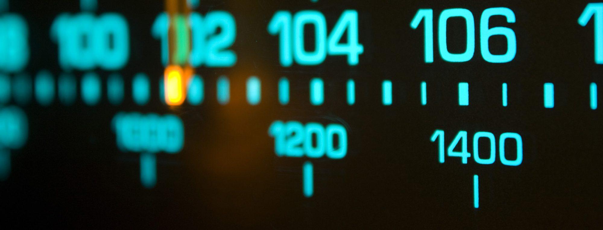 Hvem Slukket Lyset på FM?